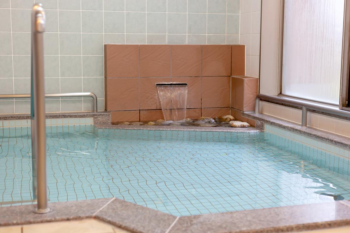 共有施設 大浴場