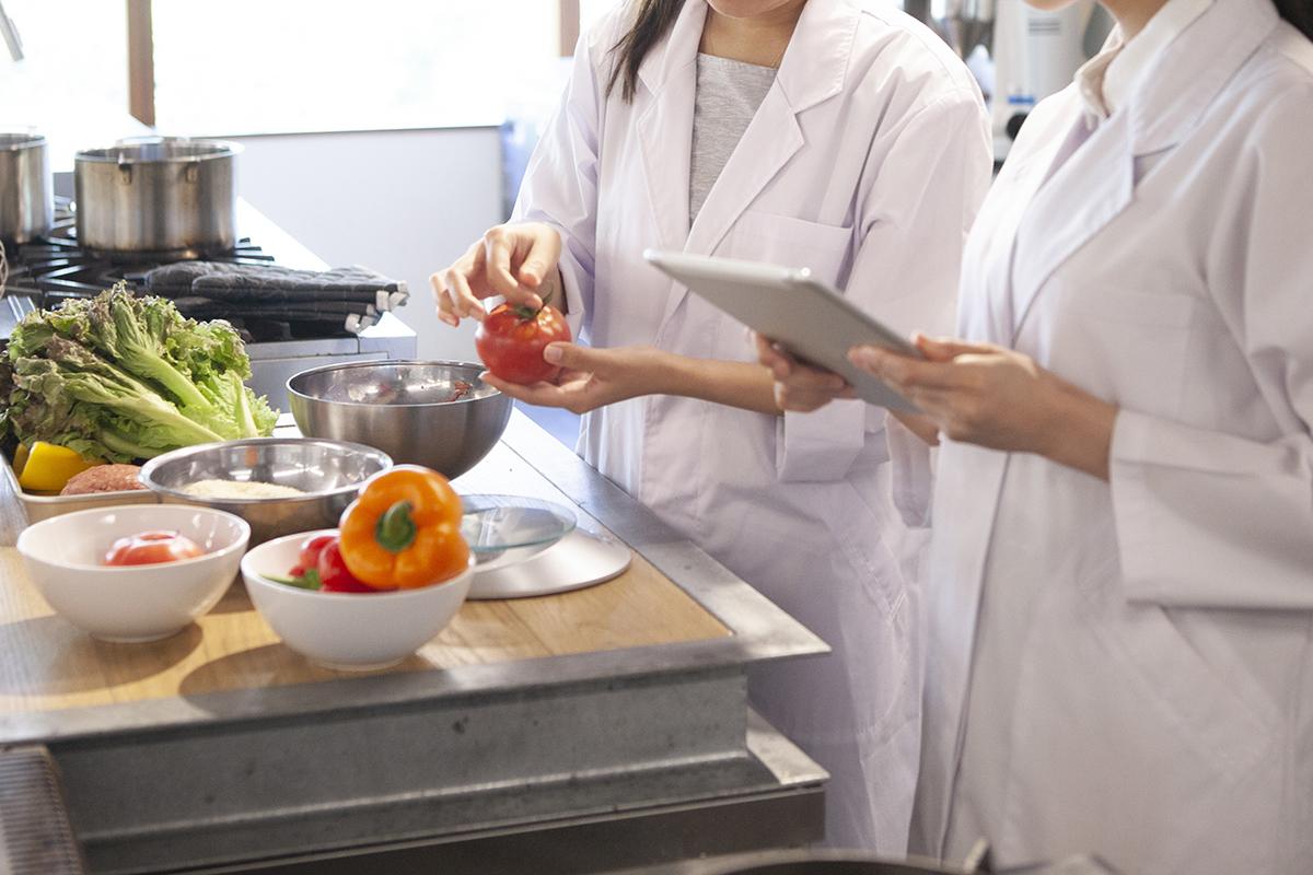 管理栄養士の食事相談
